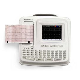 EDAN 6-канальный кардиограф SE-601 — фото 1
