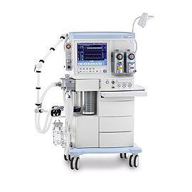 Loewenstein Medical LEON PLUS Универсальный наркозно-дыхательный аппарат — фото 1