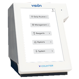 Vision V-Counter® гематологический анализатор — фото 1