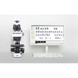 Vision KaryoFISH® Цифровая система для хромосомного анализа (кариотипирование и анализ с использованием метода FISH) — фото 1