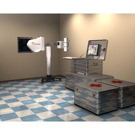 Аппарат флюорографический цифровой в ящичной укладке — фото 1