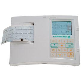 Cardioline ar600view 3-канальный электрокардиограф — фото 1