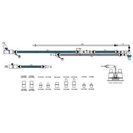 Viomedex Дыхательный контур гладкоствольный с интегрированным проводом обогрева в линиях вдоха и выдоха для вентиляторов разных производителей — фото 1