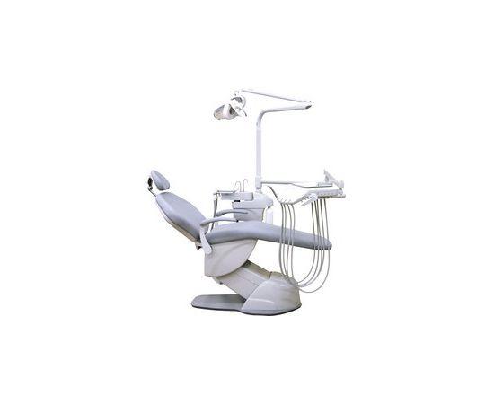 """Комплект оборудования рабочего места врача-стоматолога """"Дарта"""" (кресло Дарта1600,БННП Дарта1400,ГБ Дарта1630,светильник ALYA) — фото 1"""