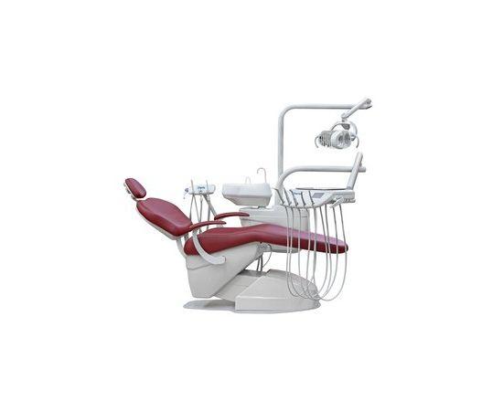 """Комплект оборудования рабочего места врача-стоматолога """"Дарта"""" (кресло Дарта1610,БННП Дарта1405,ГБ Дарта1650,светильник ALYA) — фото 1"""