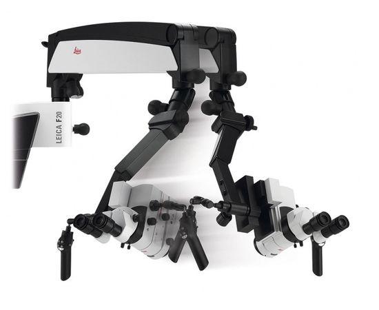 Leica M525 F20 Операционный ЛОР микроскоп — фото 2