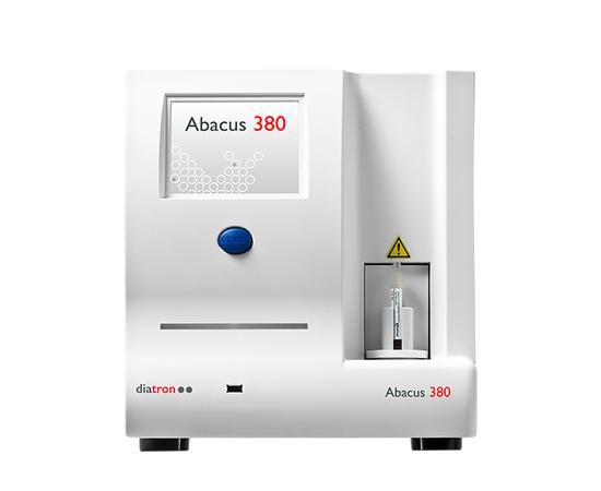 Diatron Abacus 380 автоматический гематологический анализатор — фото 1