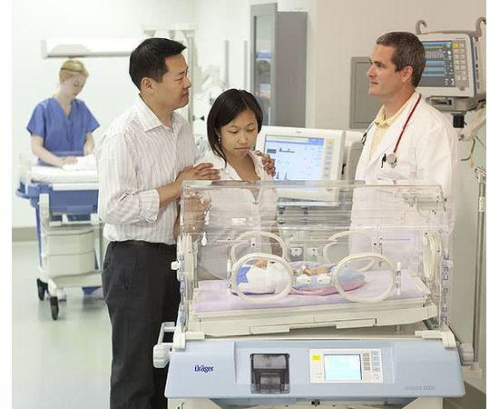 Dräger Isolette® 8000 Инкубатор для новорожденных — фото 3