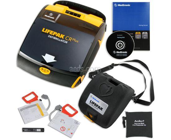 Physio-Control LIFEPAK CR PLUS Дефибриллятор автоматический наружный — фото 2