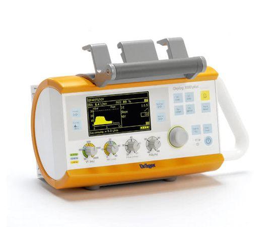 Dräger Oxylog® 3000 plus Аппарат ИВЛ портативный — фото 1