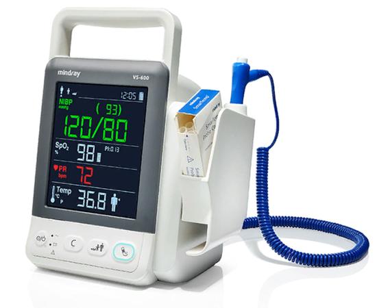 Mindray VS-600 Монитор основных физиологических показателей — фото 1