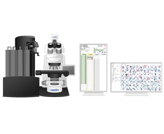 Vision Cyto® Pap Ultimate Автоматическая система анализа цервикального мазка — фото 1