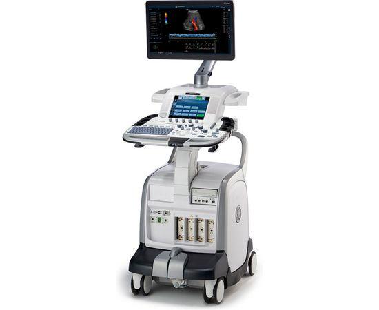 GE Healthcare Logiq E9 XDclear УЗИ аппарат стационарный — фото 1