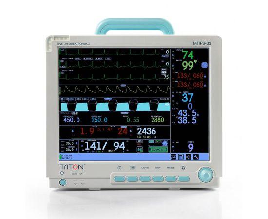 Тритон-ЭлектроникС МПР6-03 Комплектация НД4.18 Монитор для наркозно-дыхательных аппаратов — фото 1