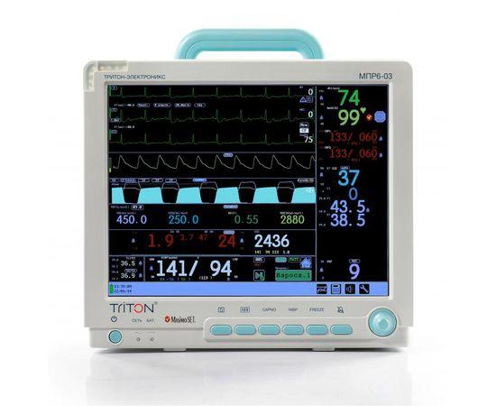 Тритон-ЭлектроникС МПР6-03 Комплектация А4.18 Монитор анестезиологический / операционный — фото 1