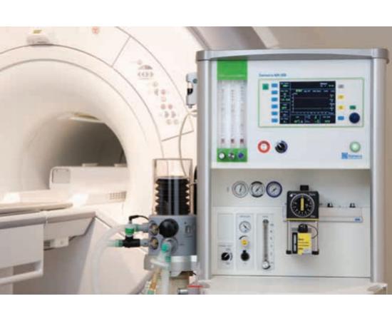Philips/Dameca MRI 508 Наркозно-дыхательный аппарат — фото 2