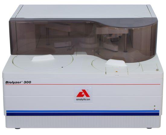 Analyticon Biotechnologies AG Biolyzer 300 Автоматический биохимический анализатор — фото 1