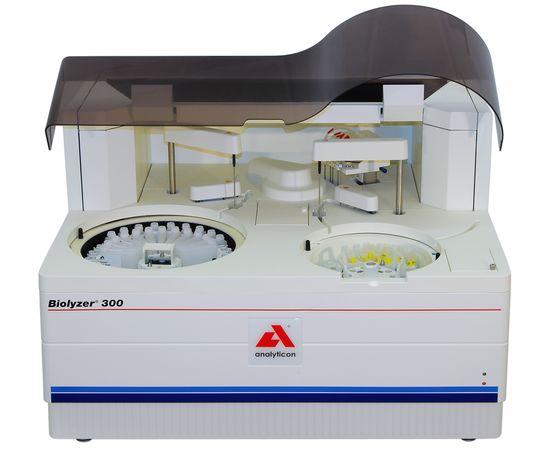 Analyticon Biotechnologies AG Biolyzer 300 Автоматический биохимический анализатор — фото 2