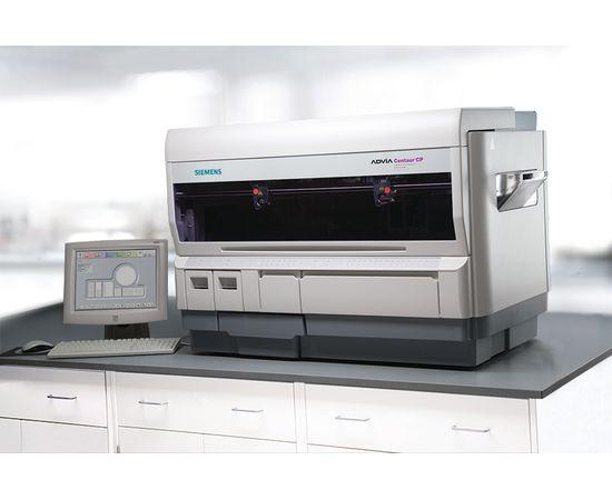 Siemens Healthcare Diagnostics ADVIA Centaur CP Автоматический иммунохемилюминесцентный анализатор с принадлежностями — фото 1