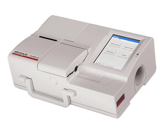 OPTI CCA TS переносной анализатор электролитов и газов крови — фото 1