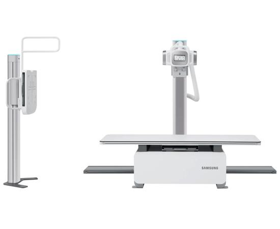 Samsung XGEO GF50 - классический рентгенографический аппарат — фото 1