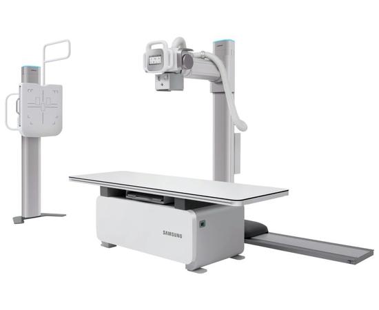 Samsung XGEO GF50 - классический рентгенографический аппарат — фото 2
