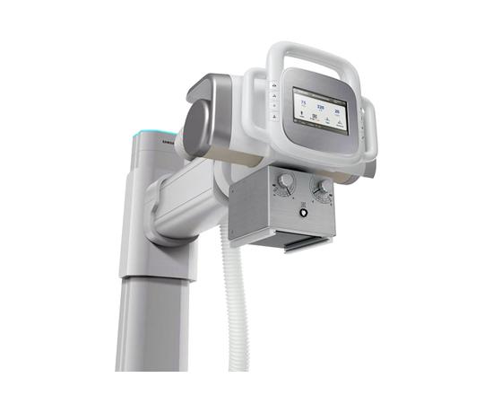 Samsung XGEO GF50 - классический рентгенографический аппарат — фото 3