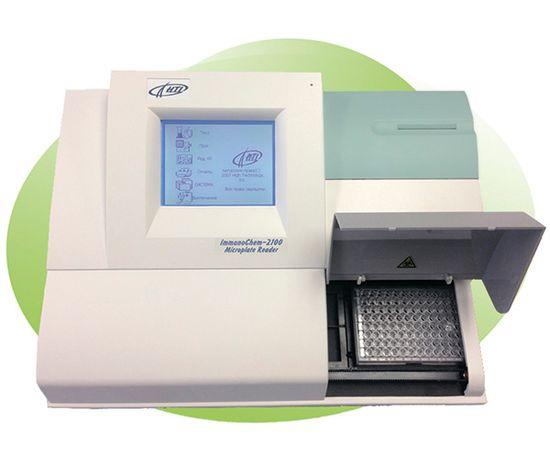Immunochem-2100 Микропланшетный фотометр — фото 1