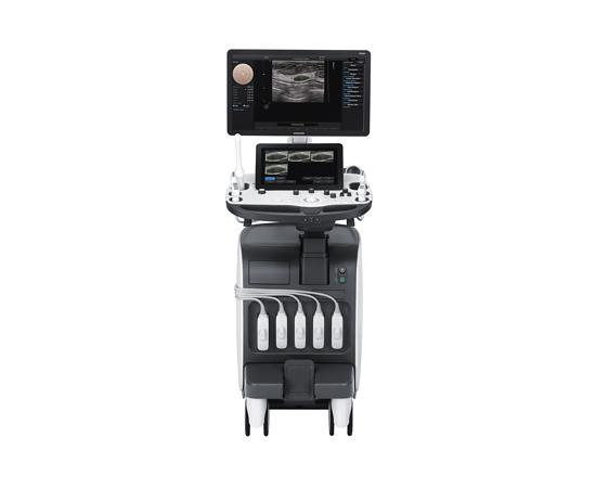 Samsung Medison RS80 - ультразвуковой сканер (новая модель) — фото 2