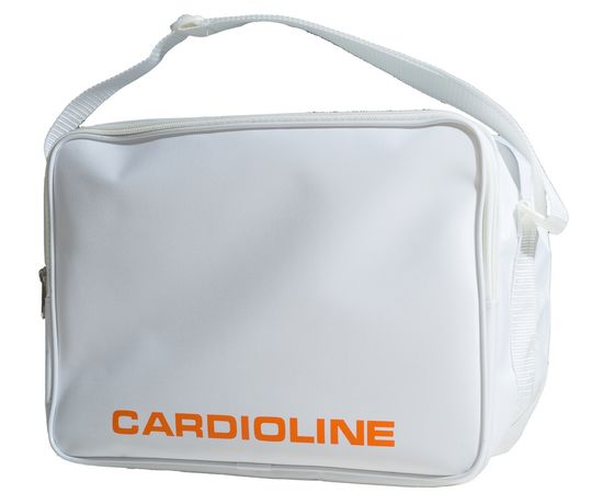 Cardioline ar600view 3-канальный электрокардиограф — фото 3