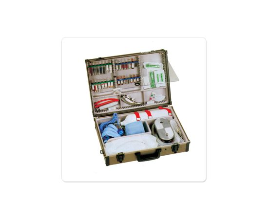 WERO-MEDICAL HAN–LIFE® RESPIRATION — чемодан скорой помощи — фото 1