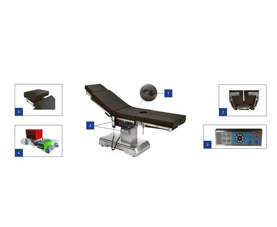 Альфа-групп СТ-3 Модель 3.03 Стол операционный универсальный — фото 1