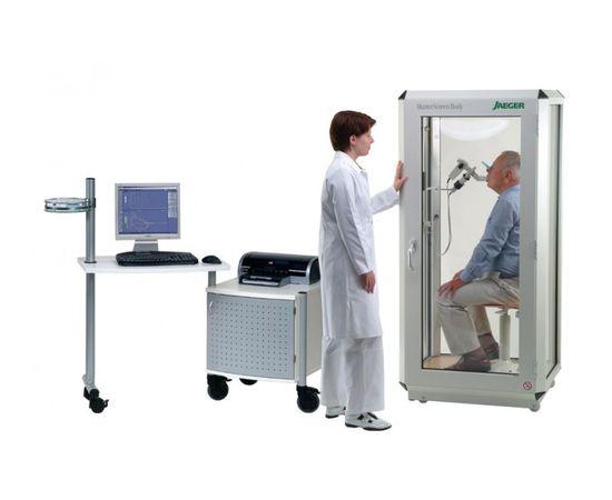 Jaeger / CareFusion MasterScreen Body Спирометр с опцией бодиплетизмографии — фото 1