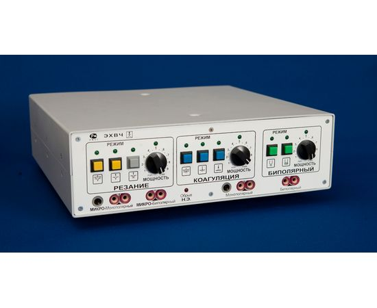МТУСИ ЭХВЧ-400 (с предустановкой) Электрохирургический аппарат — фото 1