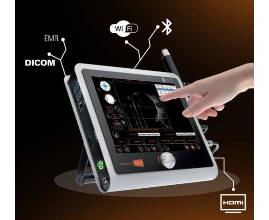 Quantel Medical Compact Touch NEW А/В сканер / Пахиметр — фото 2