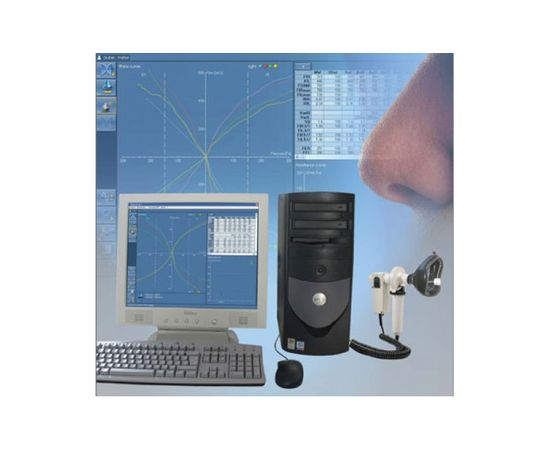 Jaeger / CareFusion MasterScreen Rhino Спирометр с опцией ринометрических исследований — фото 1