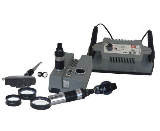 «Загорский оптико-механический завод» ОР-3Б-08 Офтальмоскоп ручной универсальный — фото 1