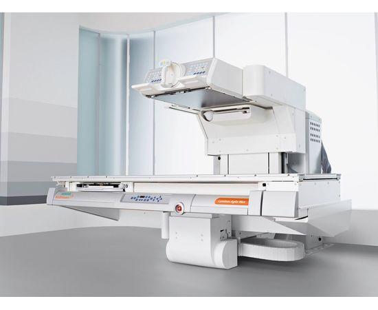 Siemens Luminos Agile Max Рентгеноскопия с управлением от стола — фото 1