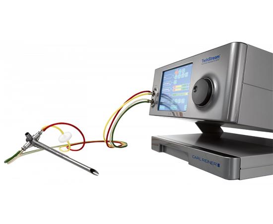 Carl Reiner TwinStream Аппарат высокочастотной вентиляции легких (ВЧ ИВЛ) — фото 3