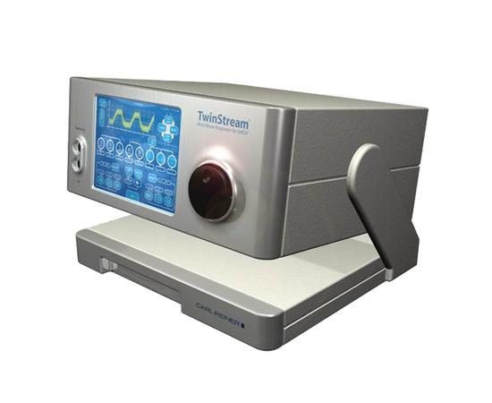 Carl Reiner TwinStream Аппарат высокочастотной вентиляции легких (ВЧ ИВЛ) — фото 4
