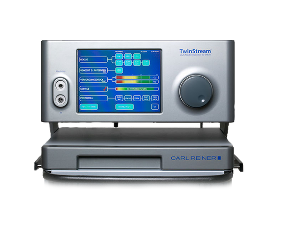 Carl Reiner TwinStream Аппарат высокочастотной вентиляции легких (ВЧ ИВЛ) — фото 5